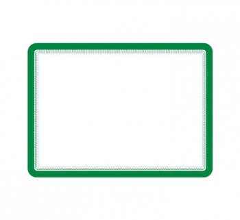 PACK 2 MARCOS TARIFOLD MAGNETIC. A4 VERDE 195035