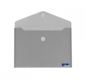 SOBRE VELCRO OFFICE BOX A4+ CLASSIC 90168 GRIS