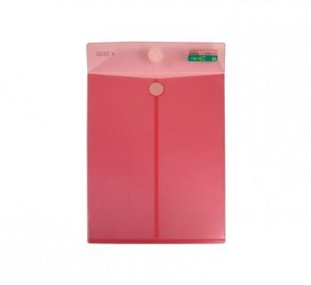 BOLSA VELCRO OFFICE BOX A4+ CLASS. BOLSA 90046 RO