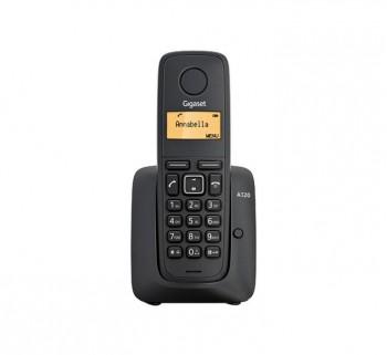 TELEFONO INALAM. GIGASET A120N NEGRO