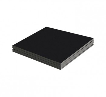 C.10H CARTON PLUMA ARTIST A4 5MM NEGRO 6401220