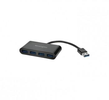 HUB KENSINGTON 4-PORT USB UH4000 NEGRO K33978WW