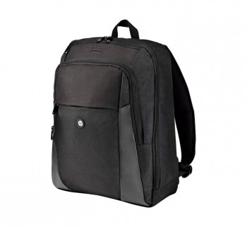 """MOCHILA HP 15.6\""\"" ESSENTIAL BACKPACK H1D24AA NEGRO \"""