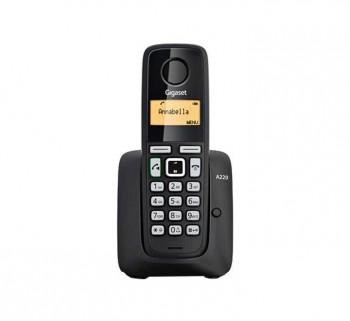 TELEFONO INALAMBRICO GIGASET SI-A220 NEGRO