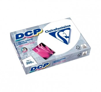 PAQ. 250H PAPEL CLAIREFONTAINE DCP A3 200GR