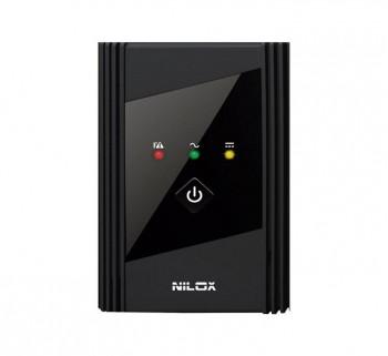 SAI VALUE AVR 600VA 300W NILOX 17NXGCLI39001