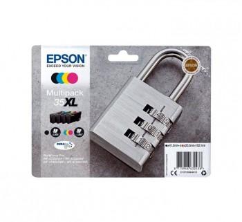 MULTIPACK 4 INKJET EPSON ORGINAL C13T35964010