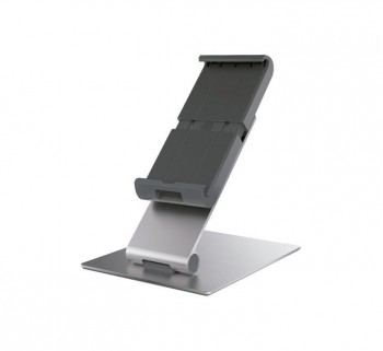 SOPORTE TABLET DURABLE SOBREMESA PLATA 8930-23