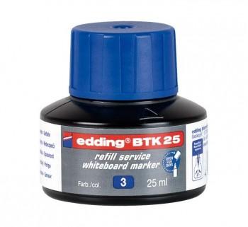 B. TINTA EDDING REC. ROTULAD. PIZ. BLANCA 25ML AZ