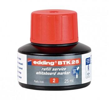 B. TINTA EDDING REC. ROTULAD. PIZ. BLANCA 25ML RO