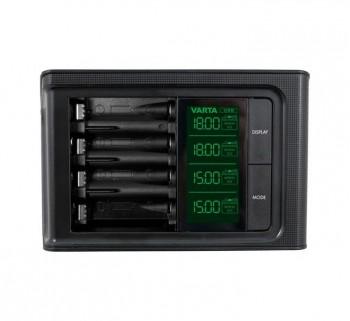 CARGADOR 4 PILAS VARTA LCD SMART 57674101441