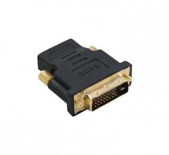 ADAPTADOR HAMA DVI A HDMI 39034035