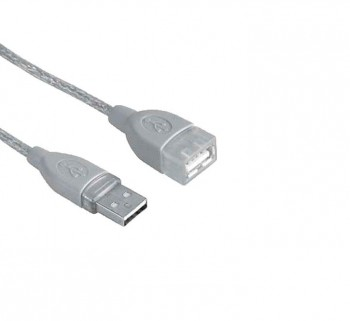 EXTENSION CABLE HAMA USB 2.0 3M 39045040