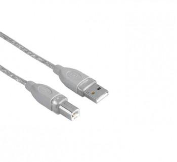 CABLE HAMA IMPRESORA USB 2.0 A-B 5M