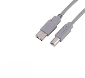 CABLE HAMA IMPRESORA USB 2.0 A-B 3M 00029100
