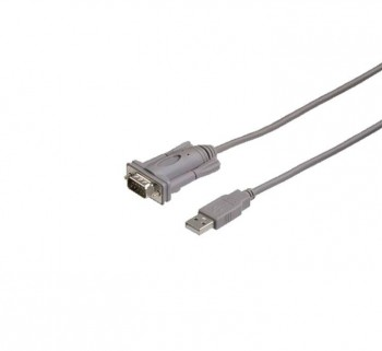 CABLE HAMA CONVERSOR USB - SERIE RS 232
