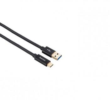 CABLE HAMA USB-C A USB 3.1 1M 00135715