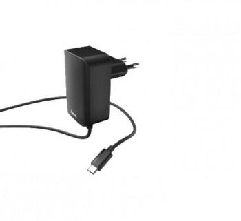 CARGADOR HAMA MICRO USB 220V PARED 2.4A