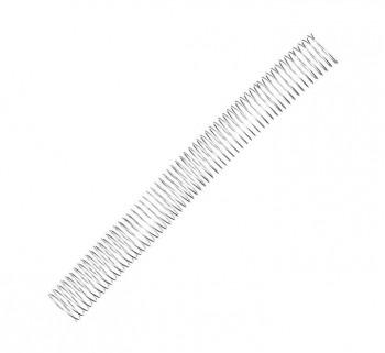 PACK 50 ESPIRALES FELLOWES MET. PLATA 32MM