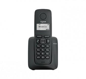 TELEFONO GIGASET INALAM. A116 NEGRO