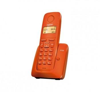 TELEFONO INALAM. GIGASET A120OR NARANJA
