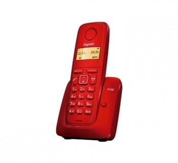 TELEFONO INALAM. GIGASET A120R ROJO