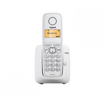 TELEFONO INALAM. GIGASET A120W BLANCO