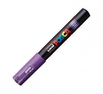 ROTULADOR UNI-BALL POSCA PC1M 0.7 VIOLE