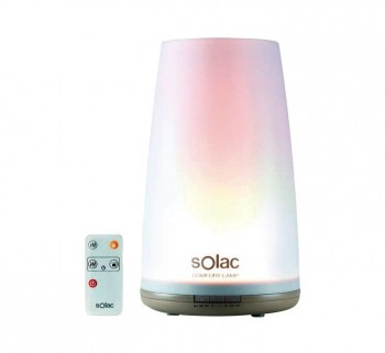 HUMIDIFICADOR SOLAC CONFORT LAMPARA 1.8L HU1065